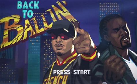 wale back 2 ballin'
